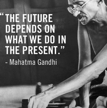 Fuelism #347: Fuelisms : The future depends on what we do in the present.