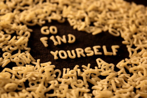 Fuelism #1771: Go find yourself.: Go find yourself.
