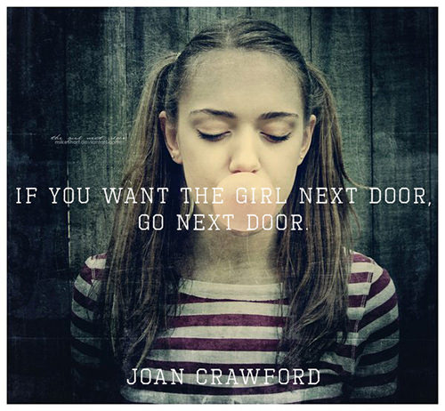 If you want the girl next door